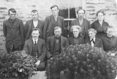 The Annal family of Lythes, ca.1921
